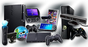 Прошивка приставок XBOX360 PS3 и ремонт геймпадов PS3 PS4 Xbox 360,  On